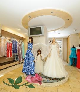 Пенза салон свадебных платьев москвичка
